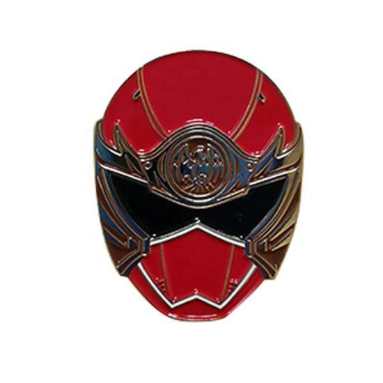 Cartoon Hero Mask Customized Metal Lapel Pin Soft Enamel Pin