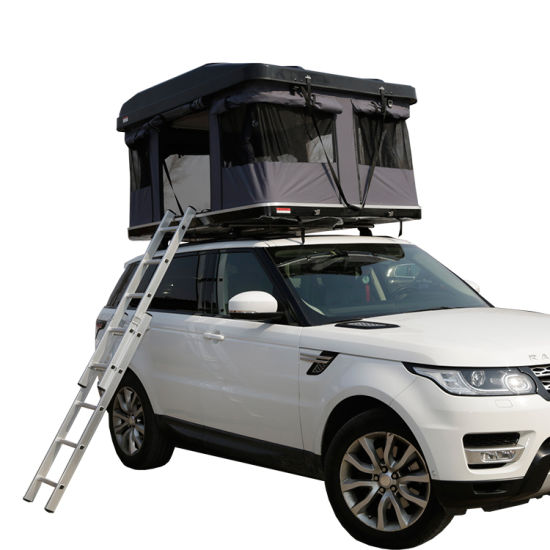 China 4wd Offroad Outdoor Camping Car Roof Top Tent With Annex