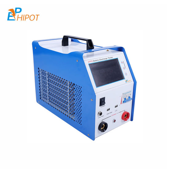 Battery Capacity Test Equipment/Charging and Discharging Tester/Battery Charger and Discharger for Lead Acid Stationary Battery