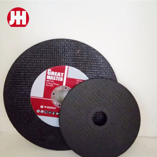 MPa En12413 Metal Cutting Wheel for Angle Grinder