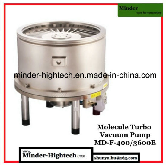 China Leading Vacuum Molecular Turbo Pump MD-FF-250/1600e pictures & photos