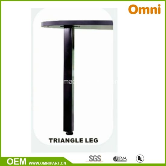 New Office Furniture Triangle Table Leg With Different Size