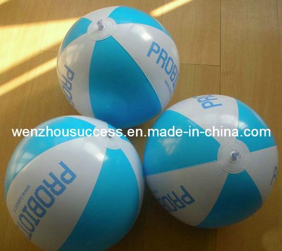 6 Panel Inflatable Beach Ball