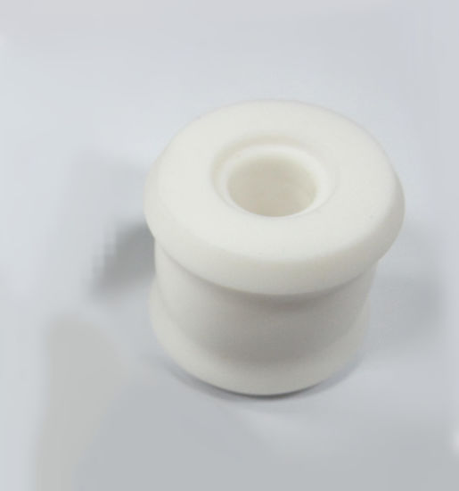 CNC Machining Turning Parts Heat Resisting Teflon Food Grade pictures & photos