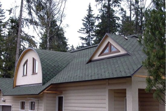 Asphalt Shingle/Roof Tiles/Roof Materials