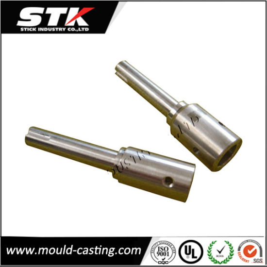 Metal CNC Machined Parts for Printing Machines Food Processing Machine pictures & photos