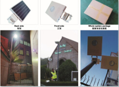 2016 New Design 8W-60W Integrated LED Solar Street Light pictures & photos
