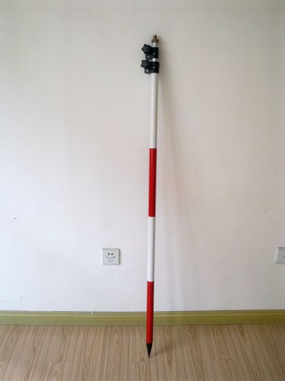 2.6m and 3.6m Imitated Seco Prism Pole pictures & photos