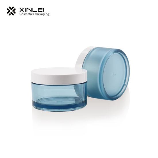 100ml 3.5oz Body Butter Cosmetic Jar PETG Material