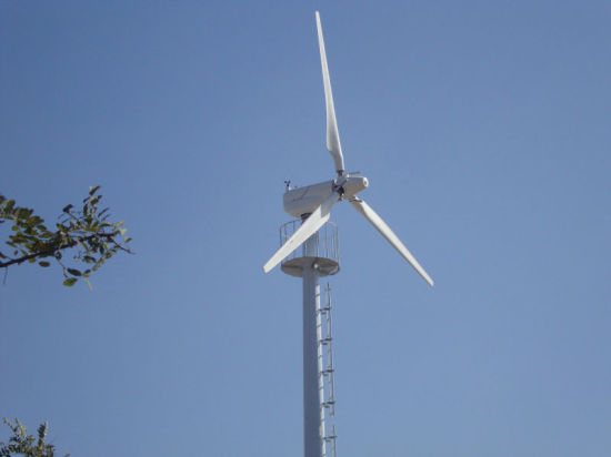 Easy Installation Home Use Wind Turbine Generator pictures & photos