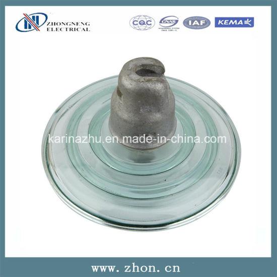 High Voltage U100bl Glass Insulator