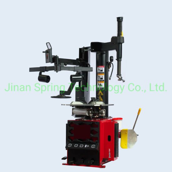 Semi-Automatic Tire Changer Car Tire Mover with Left Sub-Arm Sp-318A Tyre Changer