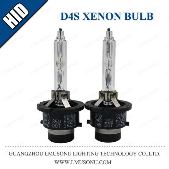 HID D4s Xenon Bulb Lamp 12V 35W 55W