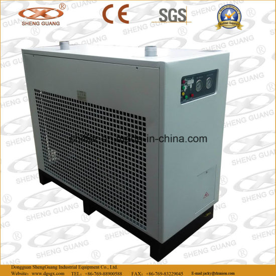 Refrigeration Air Dryer Air Cooled for