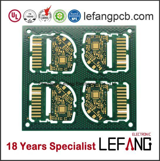 China Custom Circuit Board Pcb For Mobile Phone Sim Card Slot