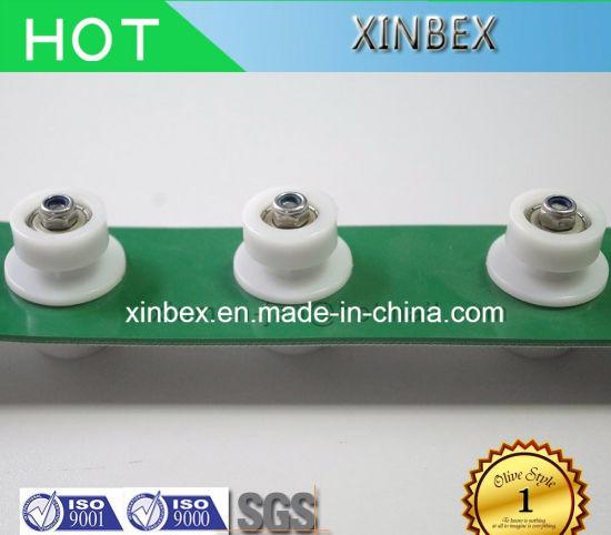 Treadmill Belt Too Loose: China 0-90° Degree Curve Conveyor Belt