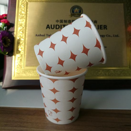 China New Style Wholesale Single Double Wall Paper Coffee