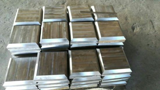 Aluminum-Steel Explosive Clad Block in Aluminium Smelter pictures & photos