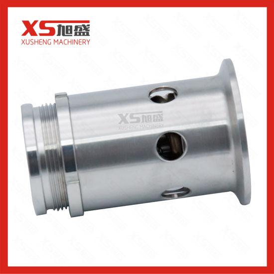 China Stainless Steel Sanitary Hygienic Triclamp Tank