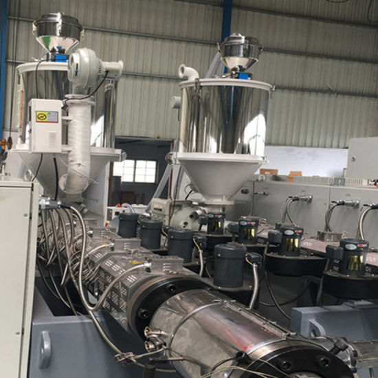 High Speed Corrugated Pipe Extrusion Line