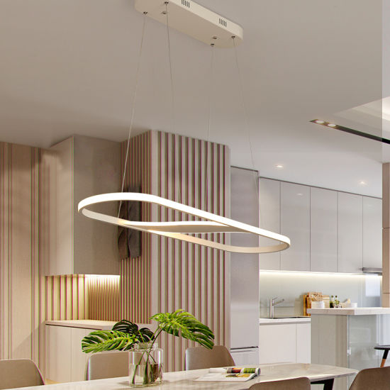 China Contemporary Led Pendant Lights For Kitchen Island Lighting Fixtures Wh Ap 04 China Led Chandelier Chandelier