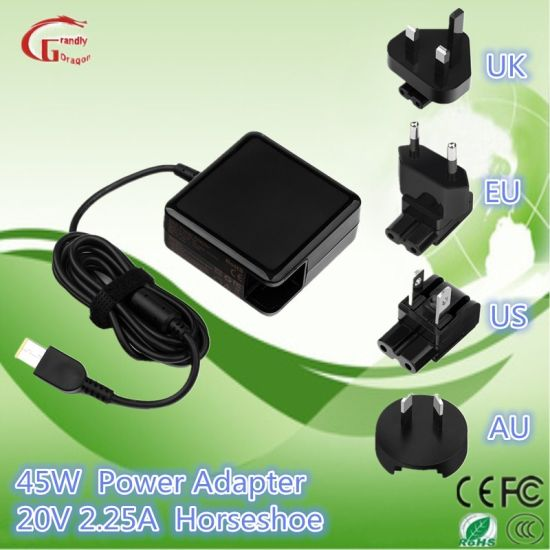 AC DC Power Adapter /Transformer/Laptop Charger for Lenovo/ IBM pictures & photos