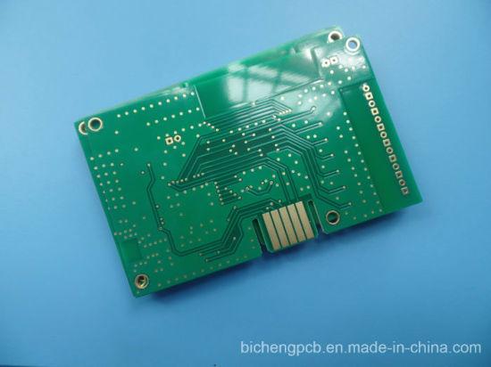 Tented Vias PCB RO4003c 12mil (0.3mm) Big Panel & China Tented Vias PCB RO4003c 12mil (0.3mm) Big Panel - China ...