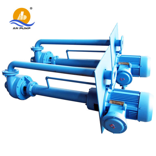 Centrifugal Vertical Mining Sump Slurry Pump pictures & photos