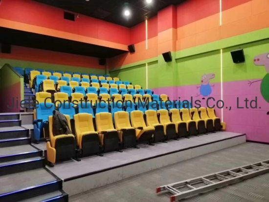 Decorative Polyester Fiber Acoustic Board Acoustic Panel for Working Space Sound Absorption