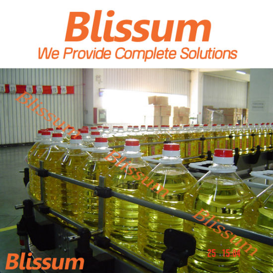 Automatic Edible Oil Bottle Filling Machine pictures & photos