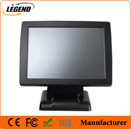 """Win 10 I5 CPU Touch Screen PC 15"""" All-in-One POS Terminal"""