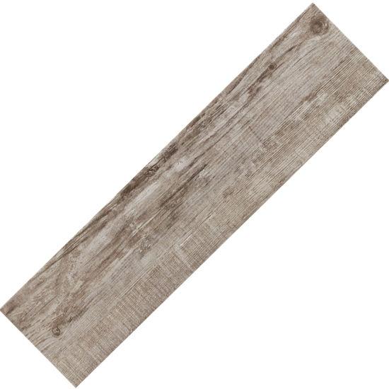 150X600mm Foshan Durable Non Slip Wood Ceramic Stair Tiles