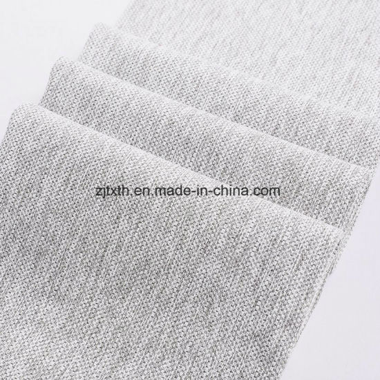 2018 Wholesale New Sofa Furniture Polyster Linen Fabric