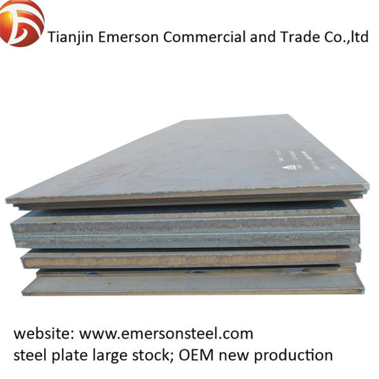 ASTM A283 Grade C Mild Carbon Steel Plate 60mm Thick Steel Sheet Metal Carbon Steel Sheet