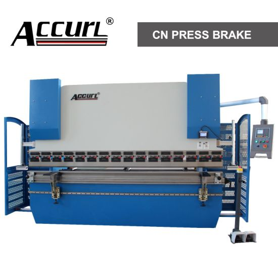 China Hydraulic brake press,cnc press break,Metal plate