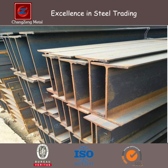 Hot Rolled Steel Structure Steel H Beam (Ipe Hea Heb)