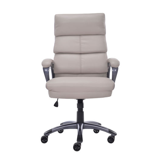 heated office chair. Black PU Leather Heated Office Chair Manager Rocking