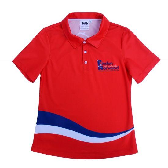China Custom 100% Polyester New Design Sublimation Mens Golf Polo ... bcfccafe2