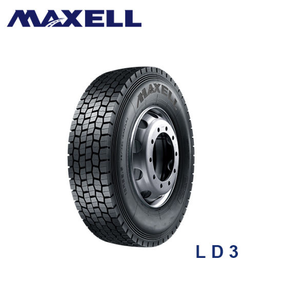 295/80r22.5 Maxell Brand Heavy Duty Truck Tyre with High Quality