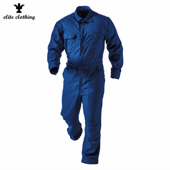 best cheap selected material wholesale sales Cheap Men Construction Fireproof Work Overall Made in China ...