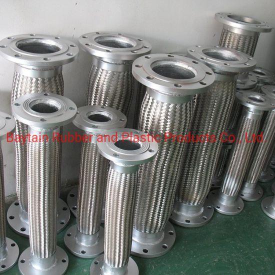 Flexible Metal Hose Chemical / Industrial Long Life Corrugated Ss Hose, Flexible Metal Hose