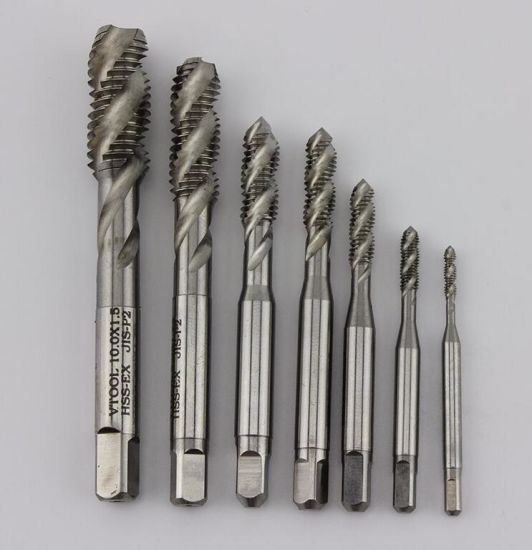 MACHINE TAPS HSS METRIC ALL SIZES LISTED M3 TOP QUALITY M14
