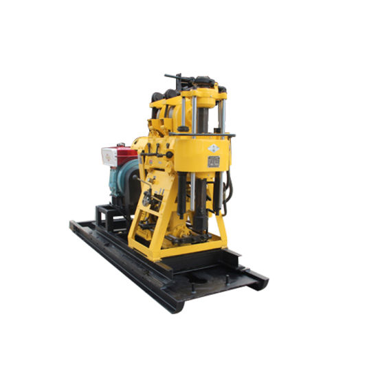 The Hz-130y High Quality Hydraulic Water Well Drilling Rigs