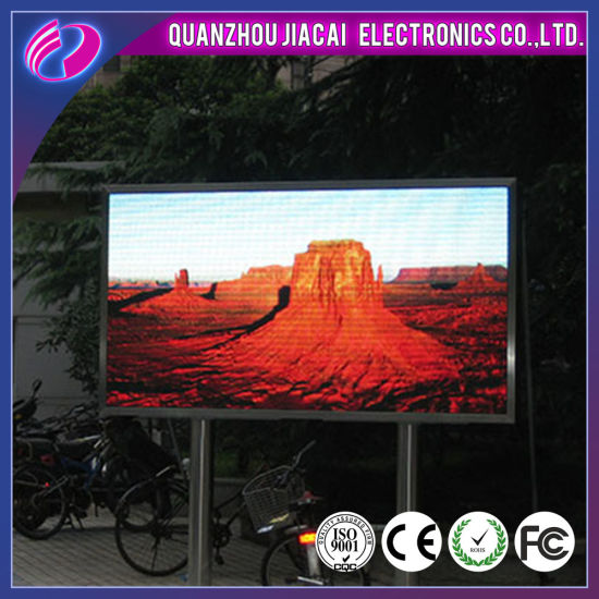 P10 Outdoor RGB Fixed LED Display