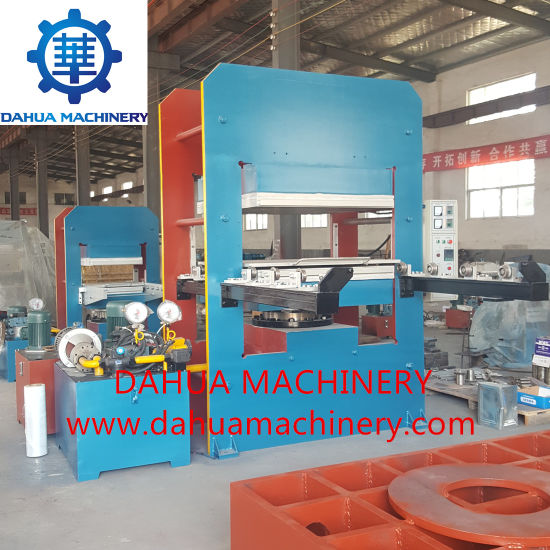 Rubber Mat Vulcanizing Press Machine