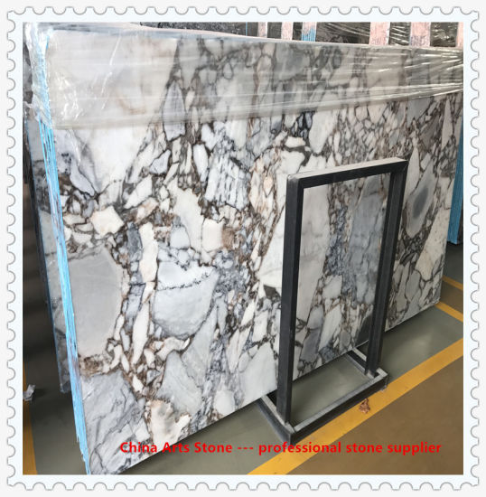 China Calacatta Purple Marble Slabs for Tiles and Countertop pictures & photos