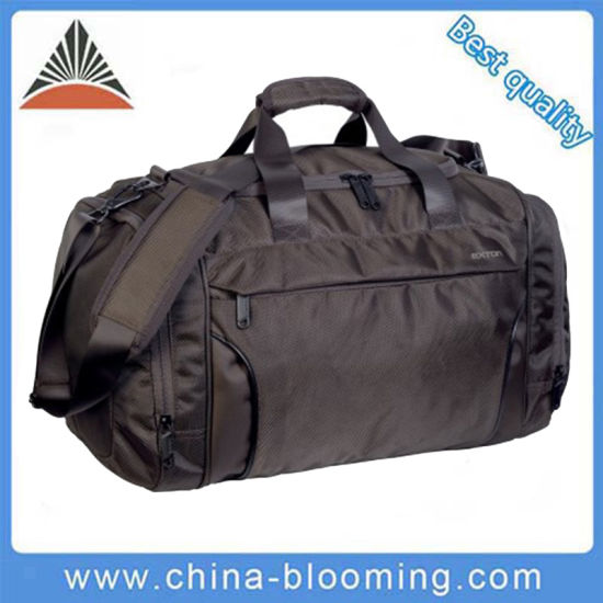 Polyester Camping Outdoor Sport Shoulder Gym Travel Duffel Bag pictures    photos 4398cd1fa0d8d