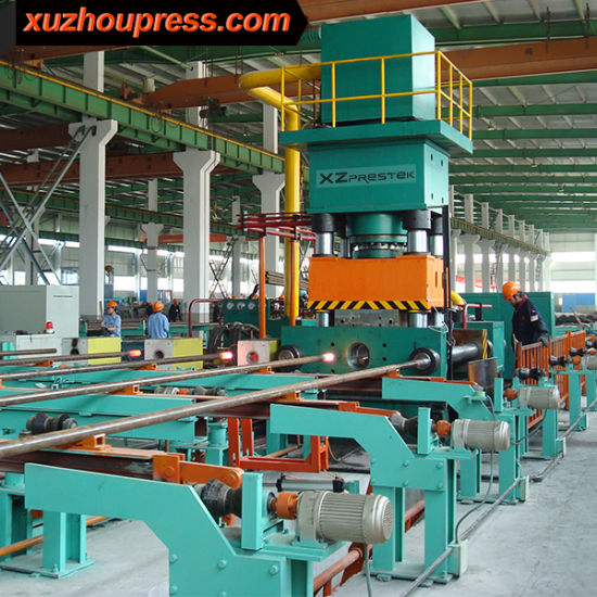 Yd-X-Pipe End Upsetting Hydraulic Press (500ton~800ton) pictures & photos