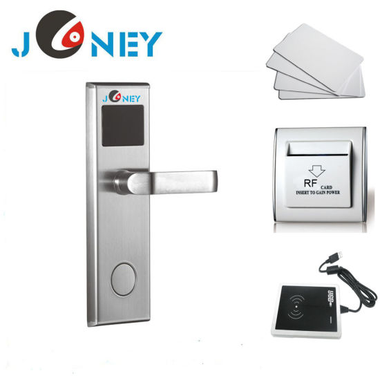 China Free Hotel Management Software Hotel Door Lock - China