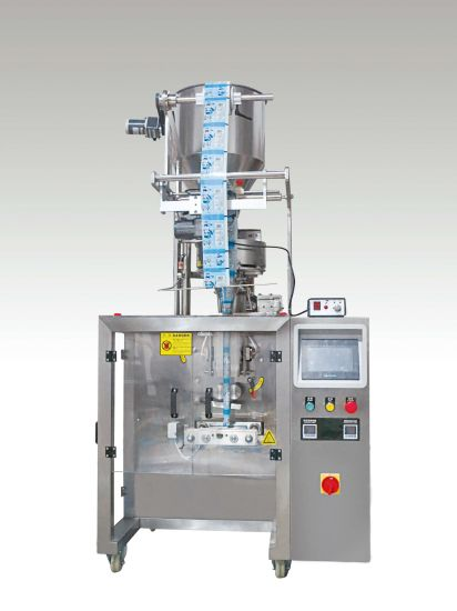 PLC Controled 3-Sides Vertical Sealing Powder Packaging Machine Bag